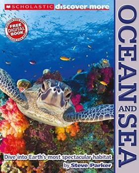 Scholastic Discover More Ocean and Sea